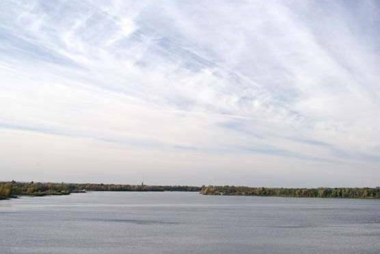 Цимлянское водохранилище: осенняя межень наступает
