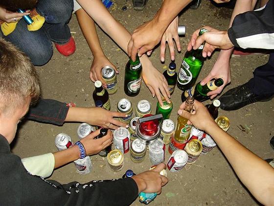 Развлечения для пьяной компании