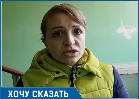 В кошмар превратилась замена окон в подъезде, - жительница Волгодонска