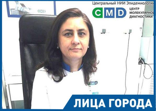 Моя любимая работа приносит мне удовлетворение, - врач УЗИ Любовь Воронкова
