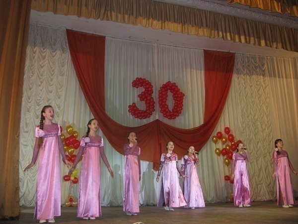 В Волгодонске отпраздновали юбилей городского роддома