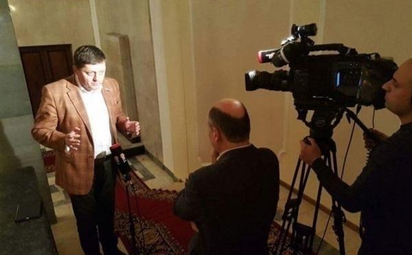 Олег Пахолков — для ТВЦ:  «Действия коллекторов должны быть полностью запрещены на территории России»