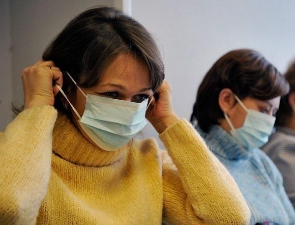 Заболеваемость гриппом иОРВИ вКурской области снизилась