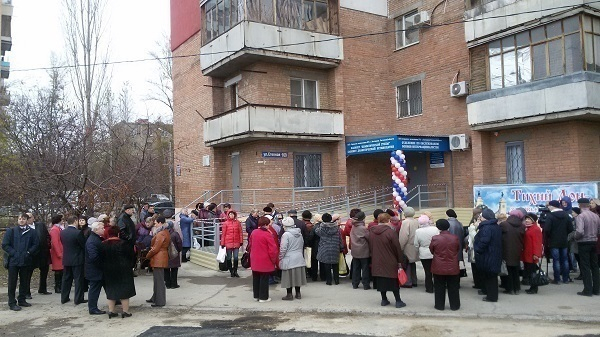 В Волгодонске открылось отделение поликлиники для лечения диабетиков