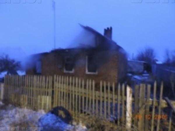 Врезультате сильного возгорания вРостовской области погибли три человека