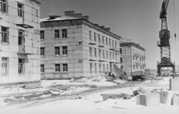 Волгодонск прежде и теперь: «небоскребы» на Лермонтова