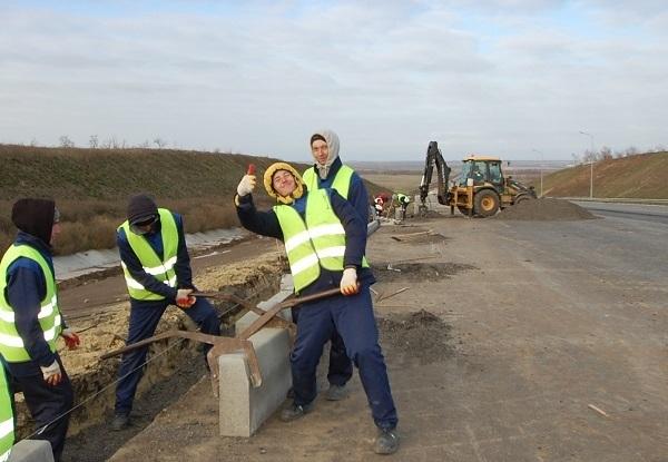 В реконструкции подъездной дороги к РоАЭС могут принять участие студенческие стройотряды