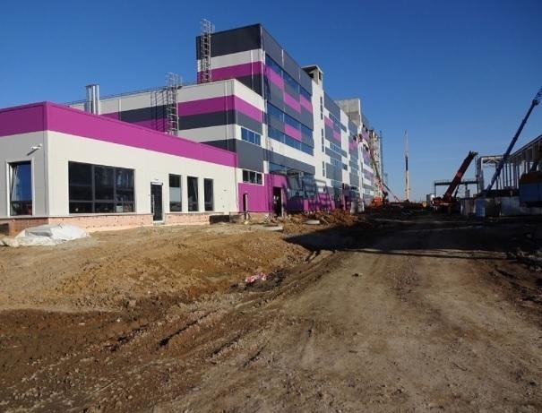 Ростовские власти планируют достроить завод «Донбиотех»  в Волгодонске до конца 2019 года