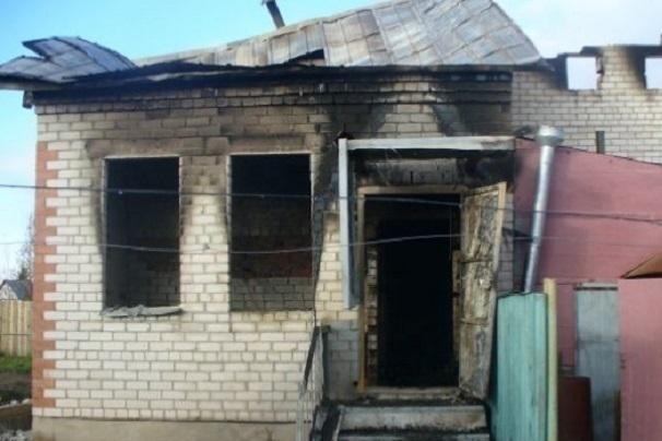 В Волгодонске дачник сгорел заживо на своей даче