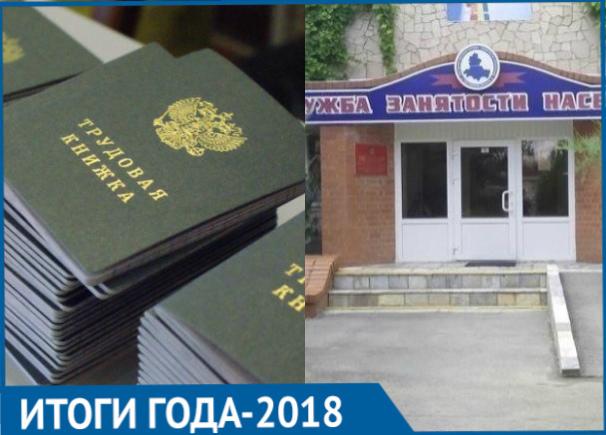 Сокращение рабочих мест, низкий уровень безработицы и высокие зарплаты: Каким был 2018 год для рынка труда Волгодонска