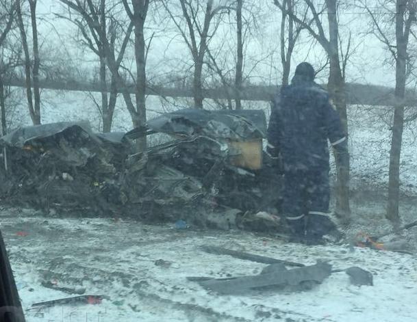 Водитель «Хендая» погиб в ДТП на дороге Семикаракорск-Волгодонск