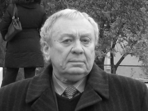 Ушёл из жизни волгодонский общественный и политический деятель Константин Ищенко