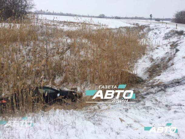 Первое в этом году серьезное ДТП произошло недалеко от Волгодонска