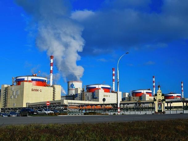 Атомная станция перевыполнила план по выработке электроэнергии более чем на 50%