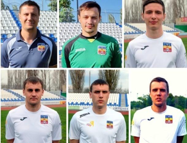 Тренер и пять игроков ФК «Волгодонск» номинированы на звание «лучший» в прошедшем сезоне