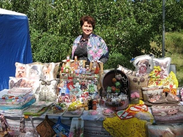 Волгодонские мастерицы представили свое творчество на фестивале «Закруткинская весна - 2018»
