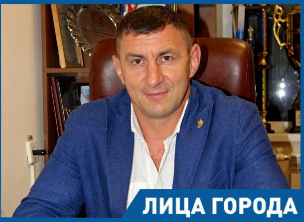 Наша главная цель — воспитывать чемпионов, - Андрей Парыгин
