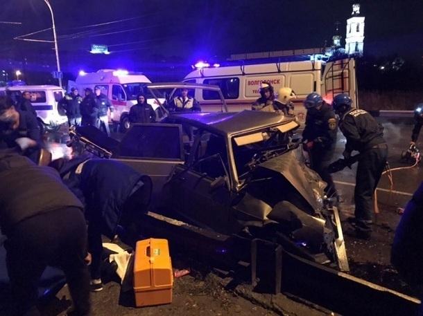 Свидетелей смертельного ДТП на мосту ищут в Волгодонске