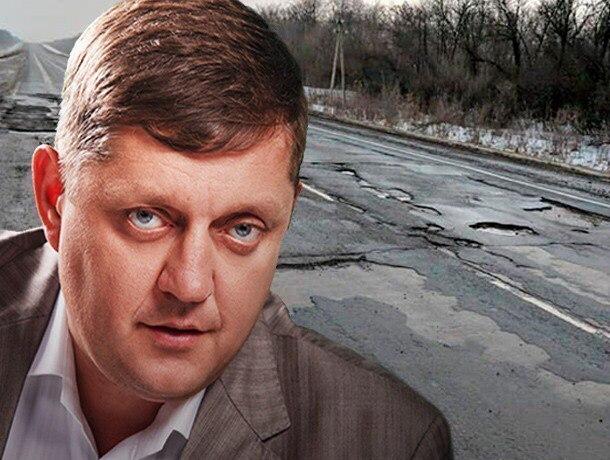 Разгромленную дорогу Волгодонск-Ростов проверят в региональной прокуратуре