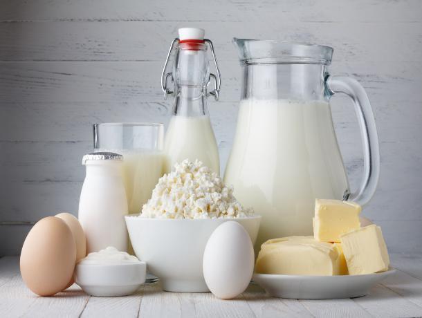 Самые низкие цены на молочные продукты зафиксированы в Волгодонске