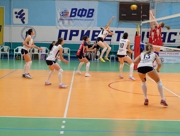 Открывая следующий тур чемпионата, волгодонский «Импульс» встретится с сильнейшей волейбольной командой