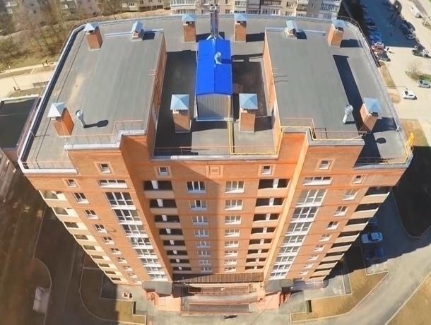 Жилой комплекс «Элитный на Курчатова 45» сдали в эксплуатацию