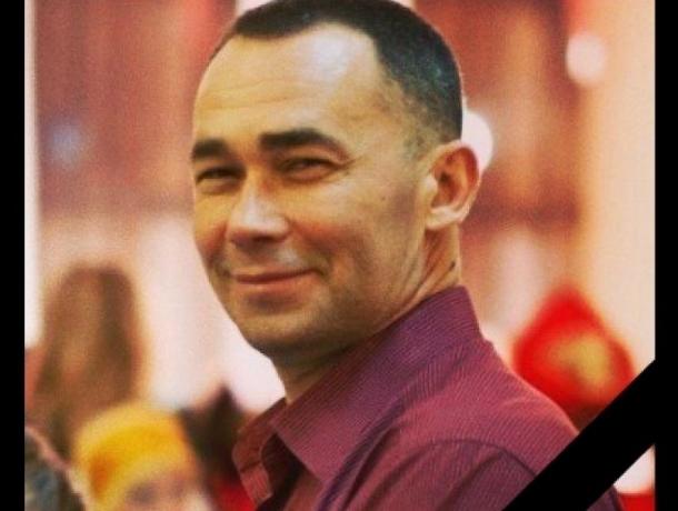 Ушел из жизни хореограф ДК «Октябрь» Игорь Костыленко