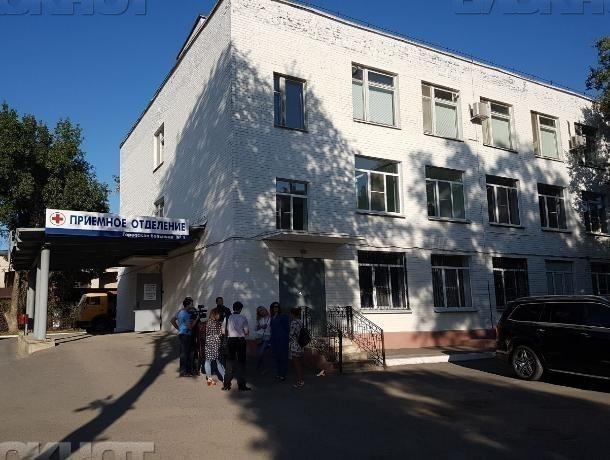 Торжественного открытия сосудистого центра с перерезанием ленточки в Волгодонске не будет