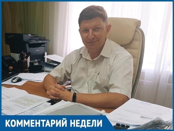 Лето прошло, но опасность осталась, - главврач детской городской больницы Сергей Ладанов