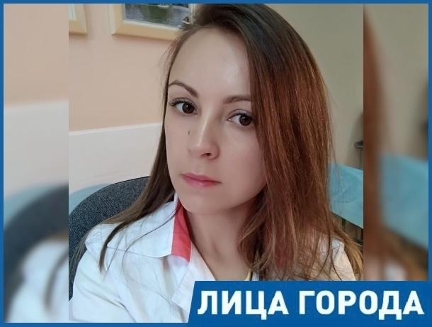 Уже в детском саду я знала, что стану доктором, - лор-врач Виктория Халеева