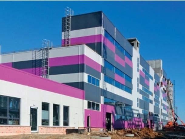 Завод «Донбиотех» могут достроить на кредитные средства Россельхозбанка