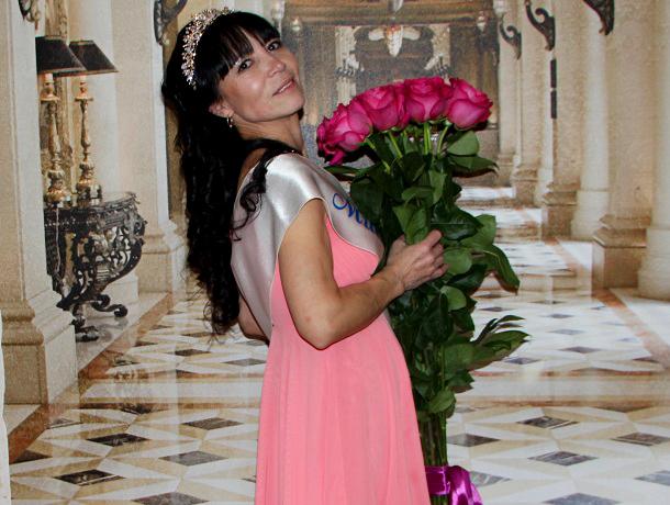 Титул «Миссис Блокнот-2018» завоевала Резида Онохина