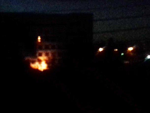 Вандалы в третий раз за неделю подожгли недостроенный корпус волгодонской детской больницы