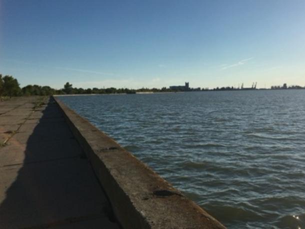 Еще на два сантиметра ниже стал уровень воды в Цимлянском водохранилище