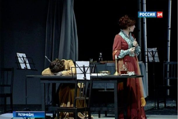 На премьере донских театров Волгодонский молодежный театр поставил спектакль по бестселлеру Стивенсона «Остров сокровищ»