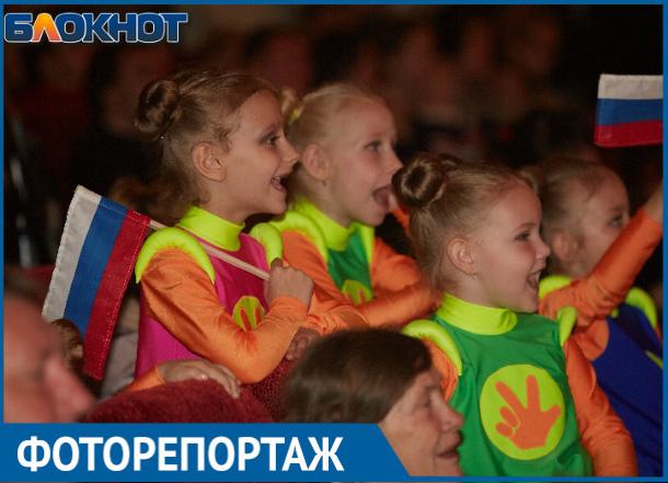 ФОТОРЕПОРТАЖ с фестиваля «Голубь мира» в Волгодонске