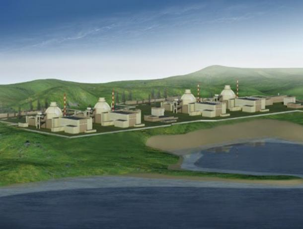 В Волгодонске начали производство оборудования для турецкой АЭС «Аккую»