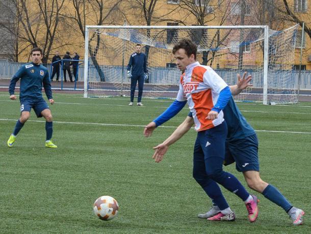 «Волгодонск» подтвердил готовность к сезону, одолев «Кобарт» из Таганрога