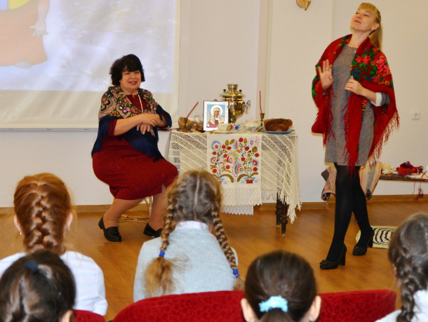 Волгодонские школьники отметили Татьянин День в музее