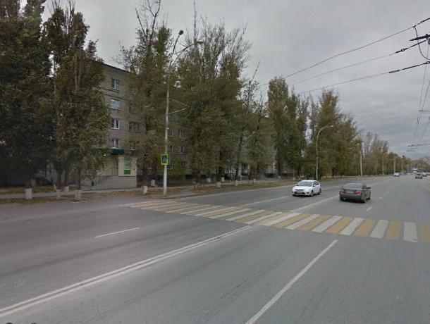 В Волгодонске на улице Морской сбили пешехода