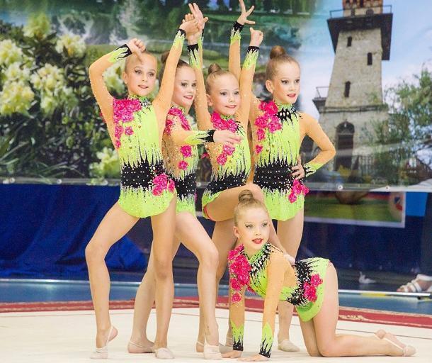 Очаровательные гимнастки из Волгодонска вновь покорили сердца зрителей и привезли россыпь наград с соревнований