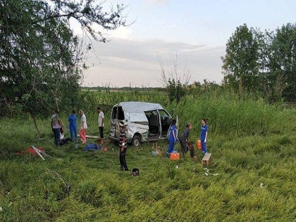 В прокуратуре сообщили, что совершивший ДТП под Ростовом водитель грузовика был пьян