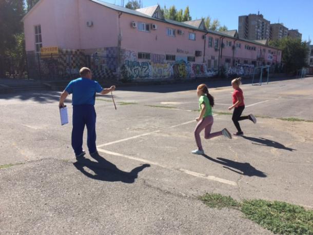 Волгодонцы могут сдать нормы ГТО на стадионе «Труд»