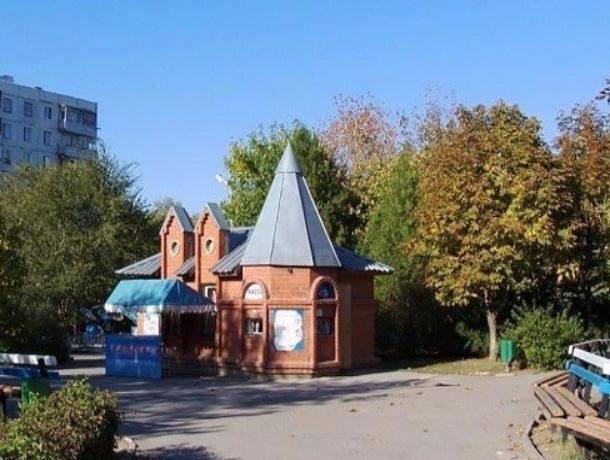 В сквере «Дружба» намерены сделать плоскостной фонтан и зоны отдыха - реконструкцию оценивают в 60 миллионов рублей