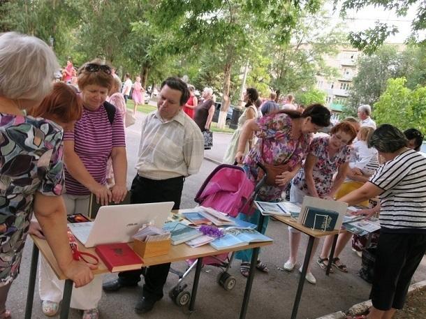 Гости «БиблиоКвартала» вспомнили уголки любимого Волгодонска