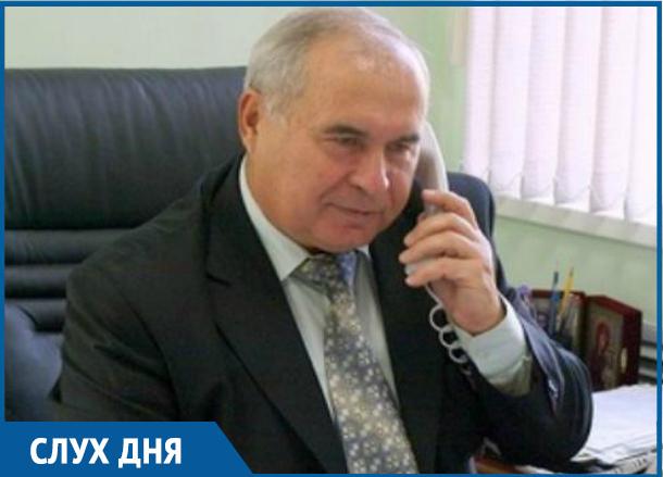По слухам, «вечный» Александр Милосердов может покинуть пост главного коммунальщика Волгодонска