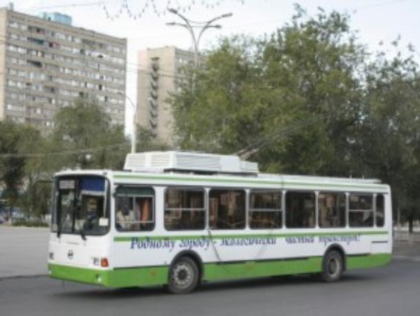 Отключение троллейбусов в Волгодонске отменяется