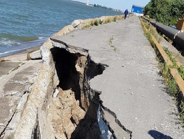 Разрушение дамбы №97 и развитие сине-зеленых водорослей: последствия рекордного наполнения Цимлянского водохранилища