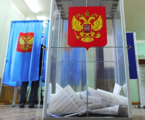 Глава города Виктор Мельников отдал свой голос на выборах