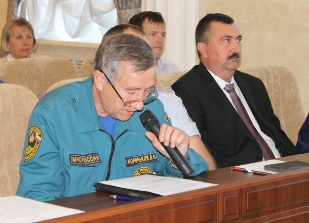 Количество пожаров по сравнению с прошлым годом в Волгодонске сократилось в два раза